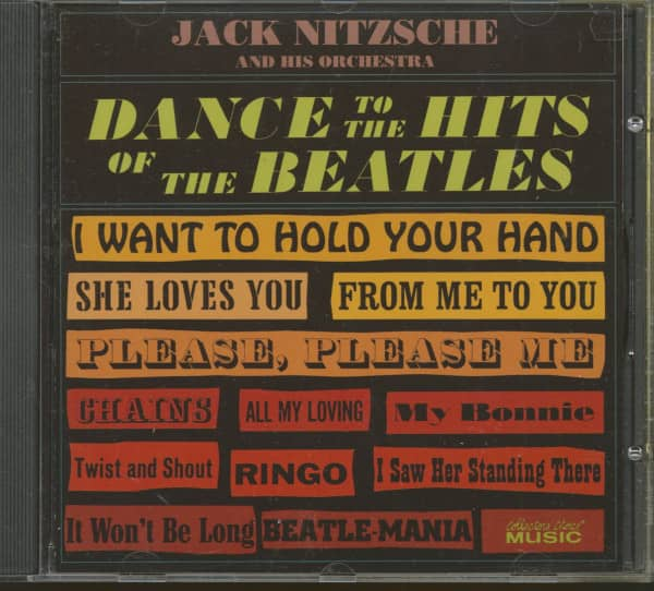 Dance To The Beatles (CD)