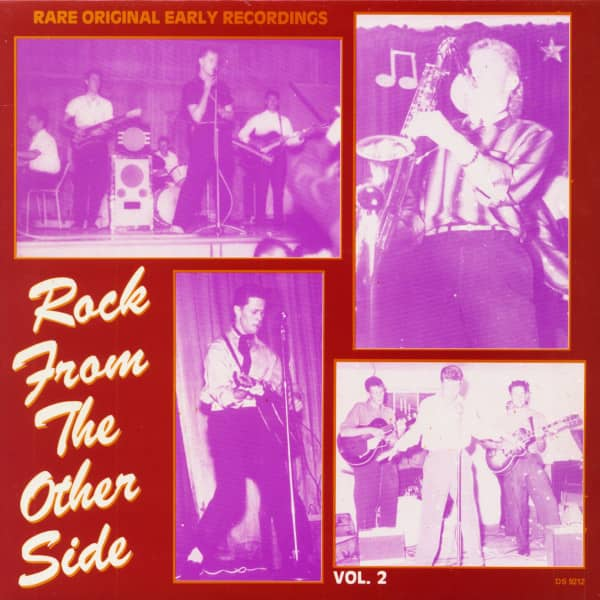 Rock From The Other Side Vol.2 (LP)