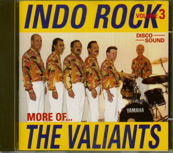 Indo Rock Vol.3 - More Of The Valiants (CD)