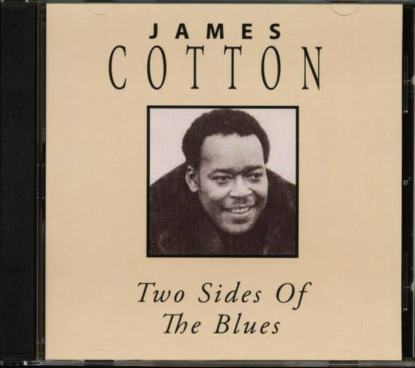Two Sides Of The Blues (CD)
