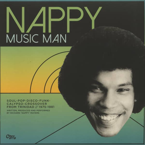 Nappy - Music Man - Funk, Disco & Calypso From Trinidad 1975-1981(2-LP - 7inch)