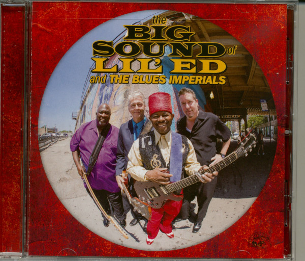 The Big Sound Of (CD)