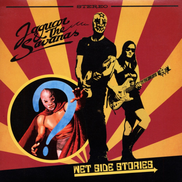 West Side Stories 7inch, 45rpm, PS, SC