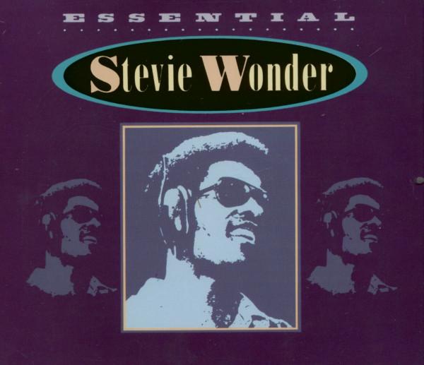 Essential Stevie Wonder (2-CD)