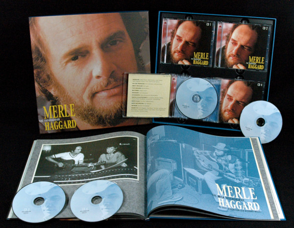 The Troubadour (4-CD Deluxe Box Set)