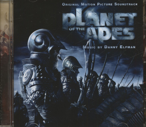 Planet Of The Apes - Original Motion Picture Soundtrack (CD)