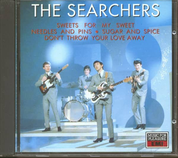 The Searchers (CD)