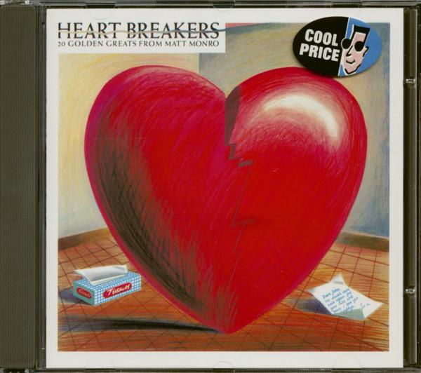 Heart Breakers - 20 Golden Greats From Matt Monro (CD)