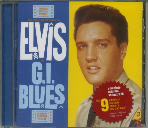 G.I. Blues - plus (CD)