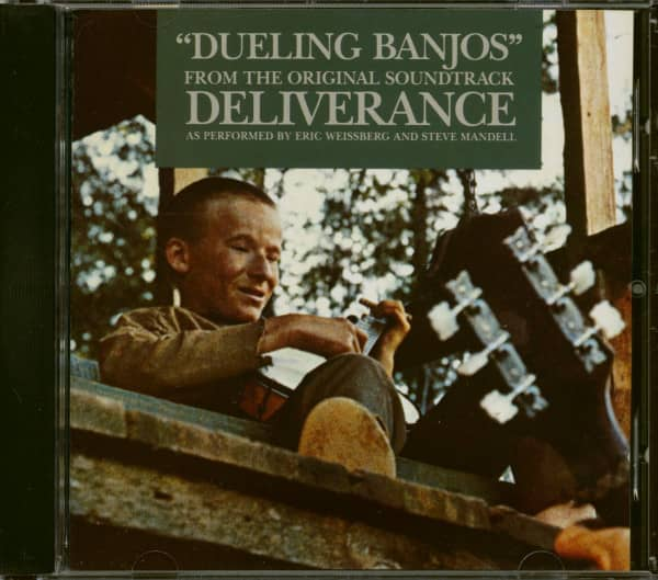 Dueling Banjos - Deliverance - Soundtrack (CD)