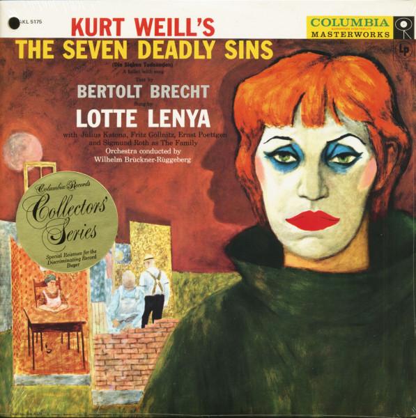 Kurt Weill's The Seven Deadly Sins (LP)