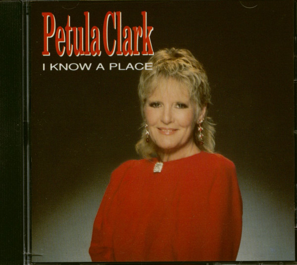 In Know A Place (CD)