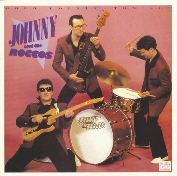 Good Rockin' Tonight (LP)