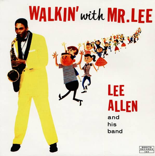 Walking With Mr Lee