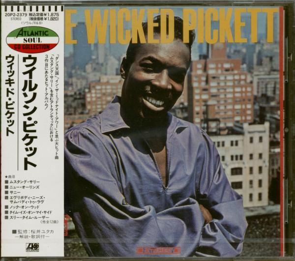 The Wicked Pickett (CD, Japan)