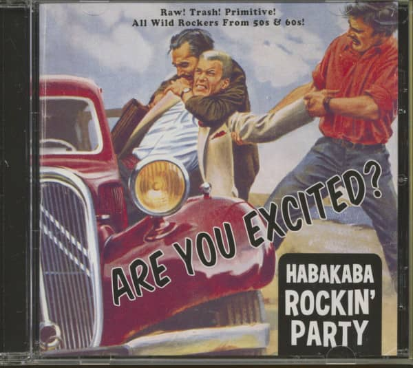 Are You Excited - Habakaba Rockin' Party, Vol.1 (CD)