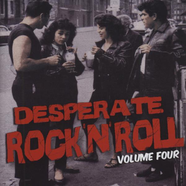 Desperate Rock & Roll Vol.4 (CD)