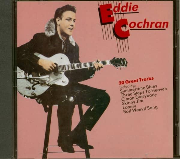 20 Great Tracks (CD)