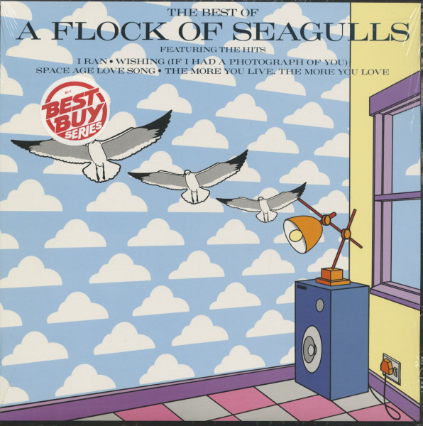 The Best Of A Flock Of Seagulls (LP)