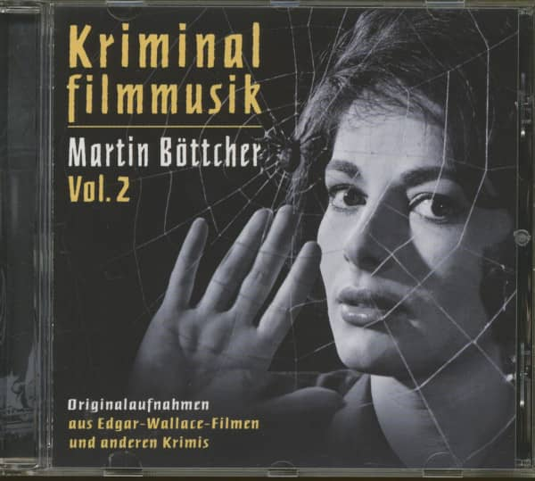 Kriminalfilmmusik Vol.2 (CD)