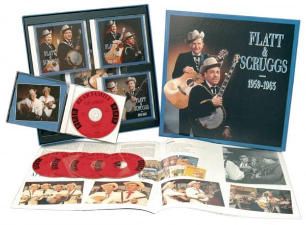 1959-1963 (5-CD Deluxe Box Set)