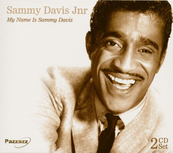 My Name Is Sammy Davis (2-CD)