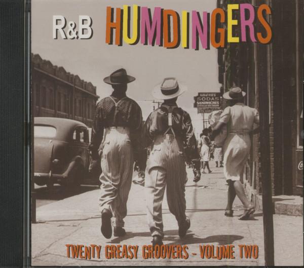 R&B Humdingers Vol.2 (CD)