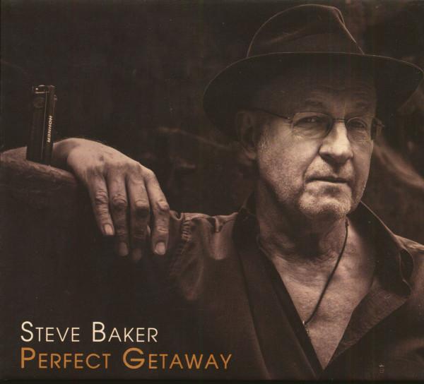 Perfect Getaway (CD)