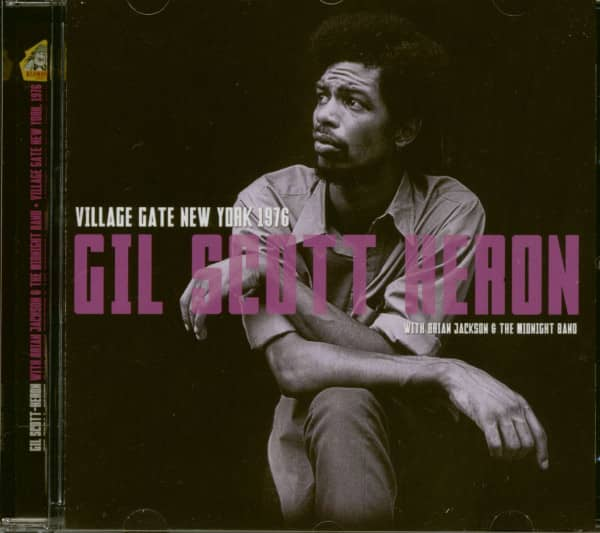 Village Gate New York 1976 (CD)