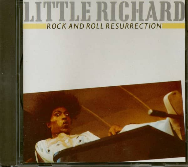 Rock And Roll Resurrection (CD)