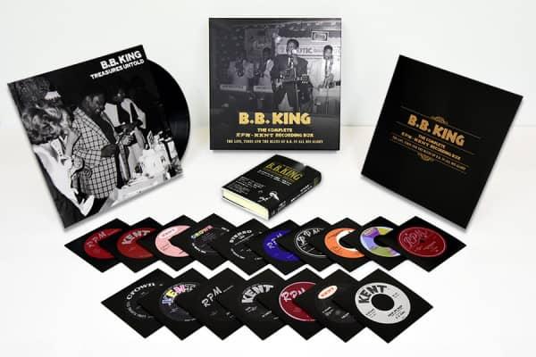 Complete RPM-Kent Recording Box(17-CD,1-LP, 1 Book)