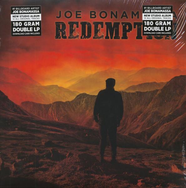 15a6c50a Joe Bonamassa LP: Redemption (2-LP) - Bear Family Records