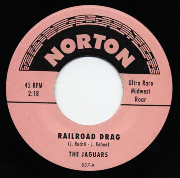 Railroad Drag - The Dog Catcher 7inch, 45rpm