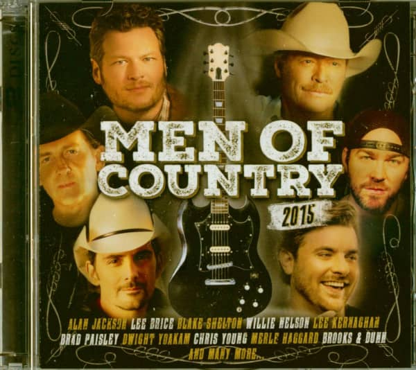 Men Of Country 2015