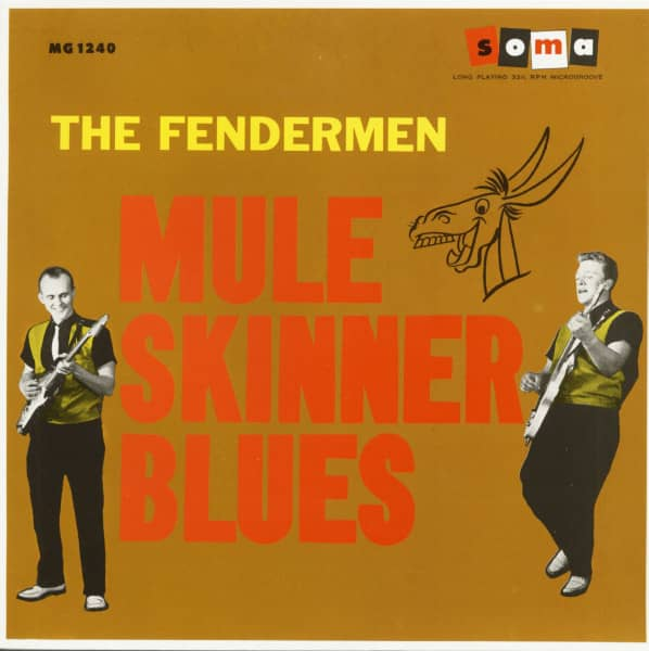 Muleskinner Blues (LP)