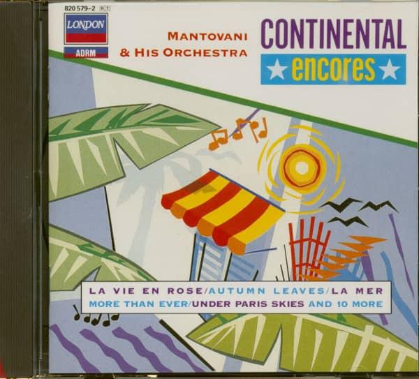 Continental Encores (CD)