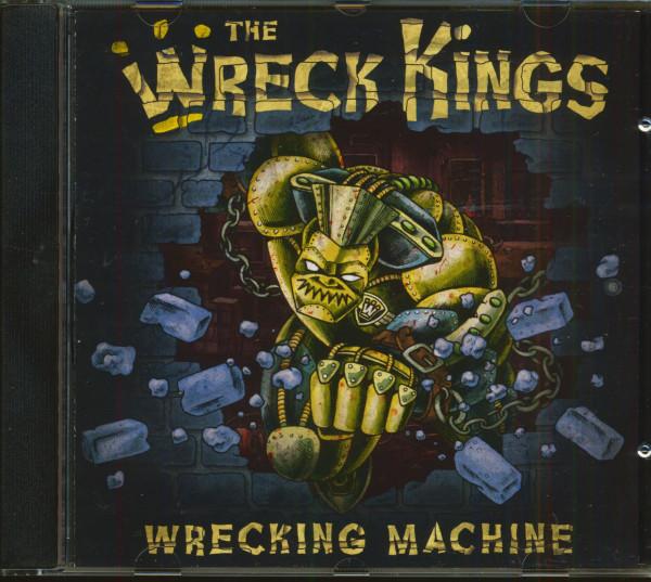 Wrecking Machine (CD)