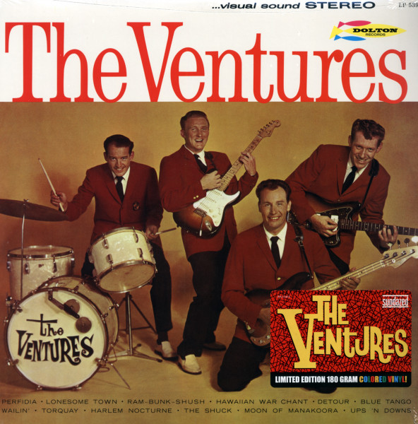 The Ventures (1961) 180g Limited Edition
