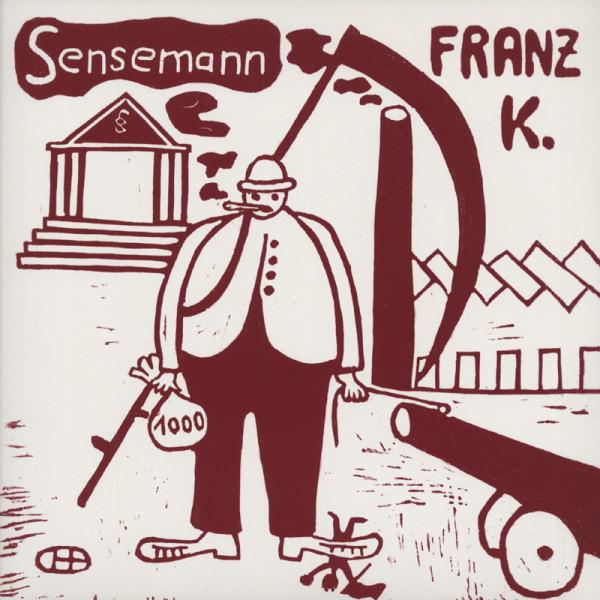 Sensemann - 180g Vinyl