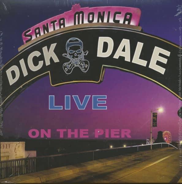 Live On The Santa Monica Pier (LP)