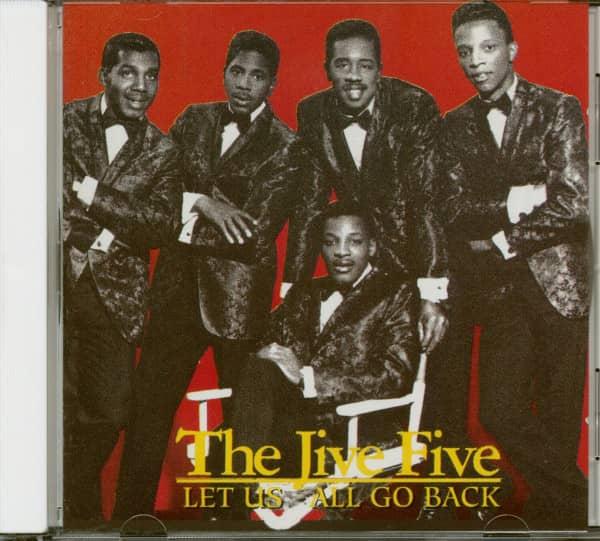 Let Us All Go Back (CD)