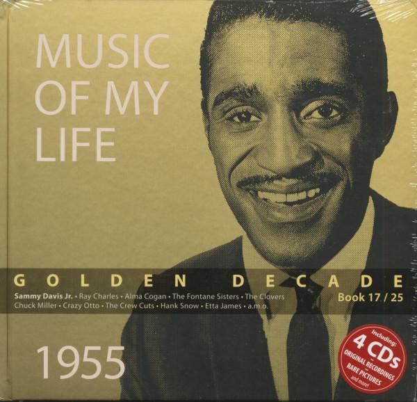 Golden Decade Vol.17 - 1955 (Book & 4-CD)