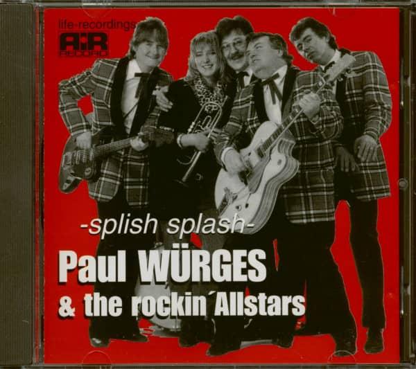 Splish Splash (CD)