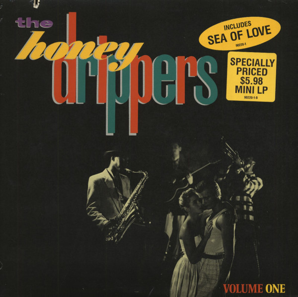 Honey Drippers, Vol.1 (cut-out)