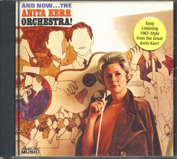 And Now ... The Anita Kerr Orchestra (CD)
