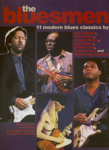 The Bluesmen - 11 Modern Blues Classics