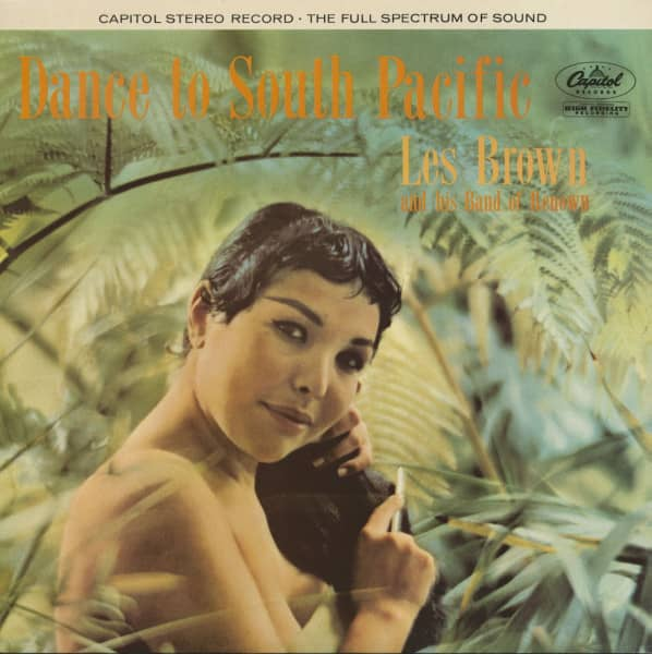 Dance To South Pacific (LP)