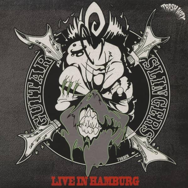 Live In Hamburg (LP, Ltd.)