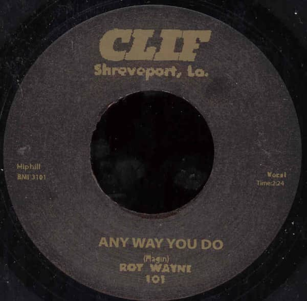 Anyway You Do - Honey Won't You Listen 7inch, 45rpm