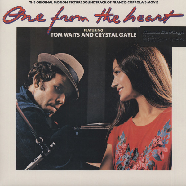 One From The Heart (1982) 180g Vinyl Rmst.